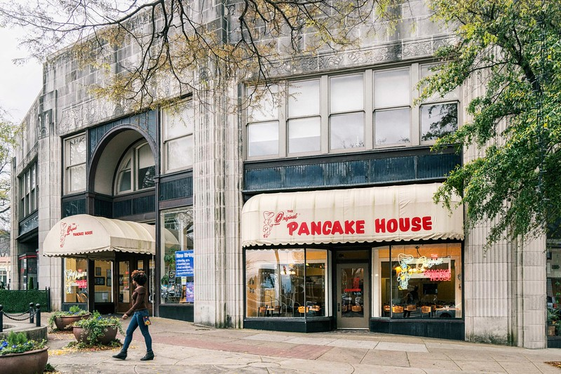 Pancake House at 5 points south!