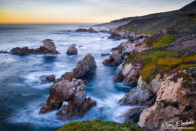 Soberanes Point, Big Sur Coast