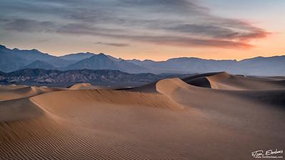 Mesquite Flat Sand Dunes Sunrise III