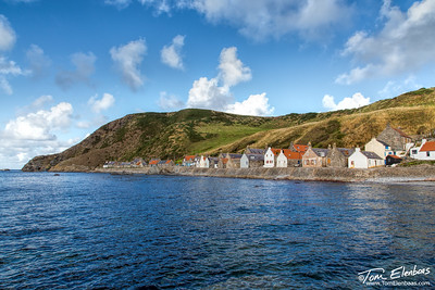 Crovie Fishing Village