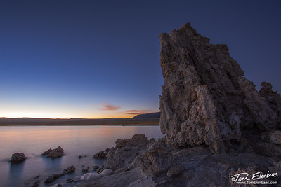 Dawn Breaks Over Mono Lake