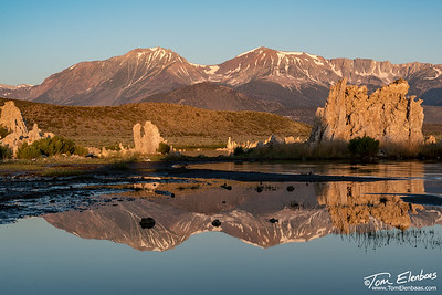 Mono Lake Reflections