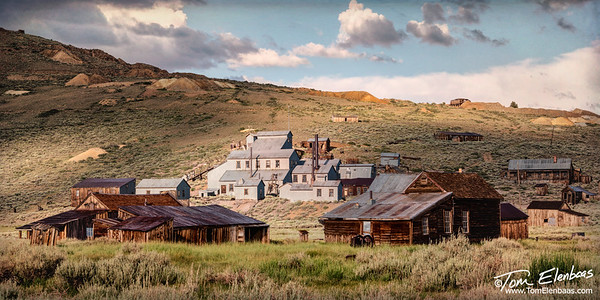 Standard Stamp Mill, Bodie Ghost Town
