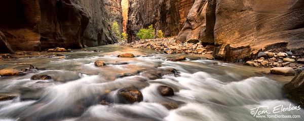 The Narrows, Zion N.P.