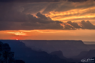 Yavapai Point Sunset IV