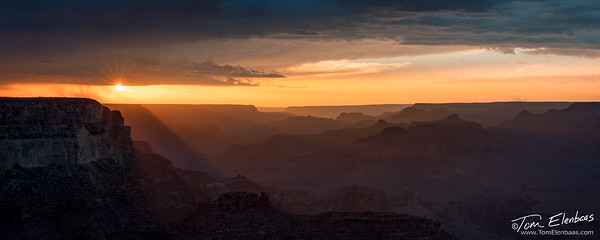 Yavapai Point Sunset I