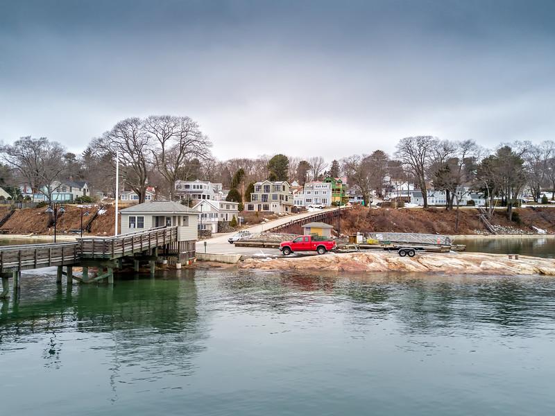Town Landing Boat Launch