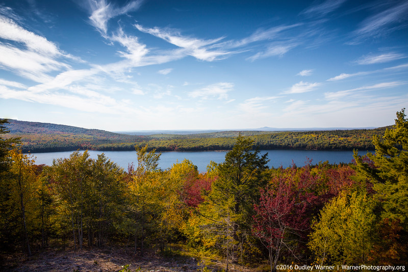 Fall Foliage in Acadia