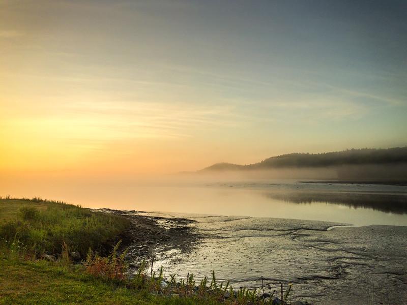 Early Morning - East Machias River