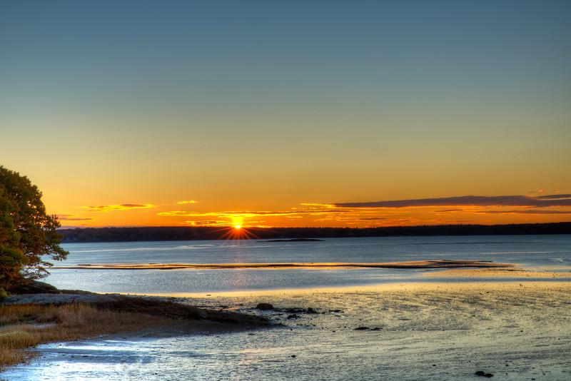 Casco Bay Sunrise