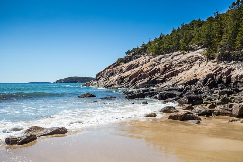 Sand Beach - Acadia