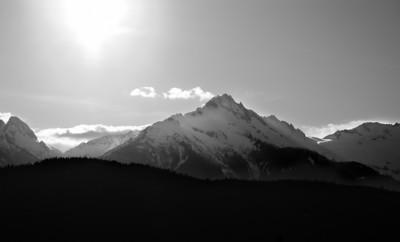 Tantalus Range, British Columbia