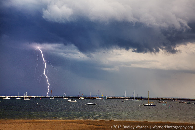 Provincetown Summer Storm