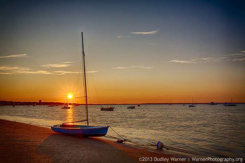 Provincetown Beach Sunrise