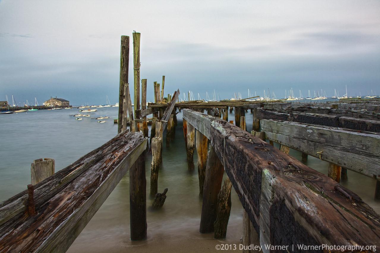 Whalers' Wharf Pier