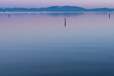 Peaceful Tahoe Sunrise