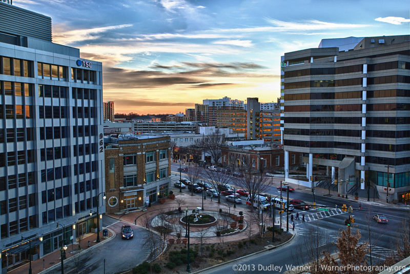Silver Spring Sunset