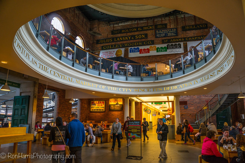 Boston, Faneuil Hall Marketplace