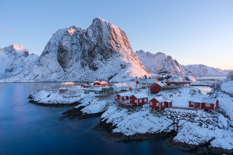 Hamnoy Sunrise || Lofoten Islands, Norway