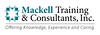 Mackell Training & Consultants, Inc. logo design
