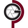 GP Logo Maroon 1 RGB Sq White