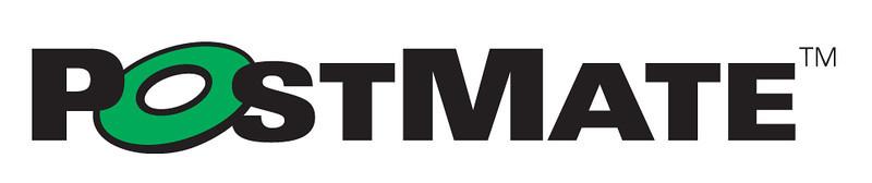 PostMate Logo Design
