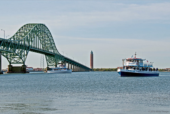 The Laura Lee at the Robert Moses Causeway