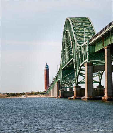 Robert Moses Causeway Bridge and Tower