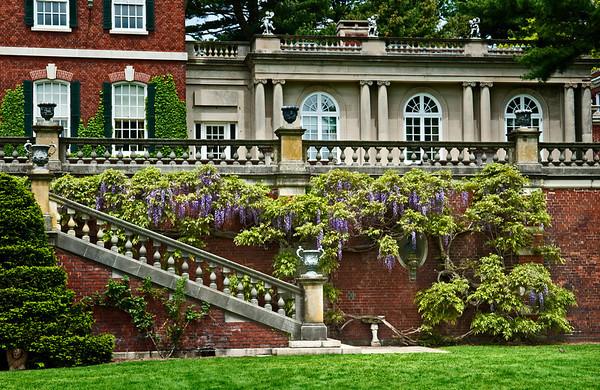Old Westbury Gardens in spring