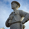 Sailor statue at Dansford, Port Jefferson