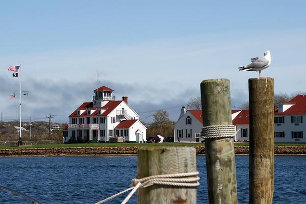 Coast Guard Station, Montauk, Long Island