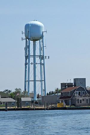Ocean Beach, Fire Island Water Tower