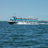 Fire Island Ferry, July 4th