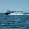 Fire Island Ferry, July 4th