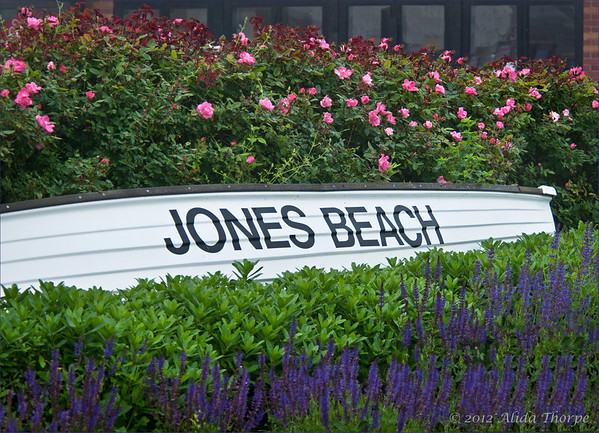 Jones Beach entrance