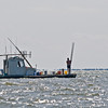 Clammer on the Great South Bay