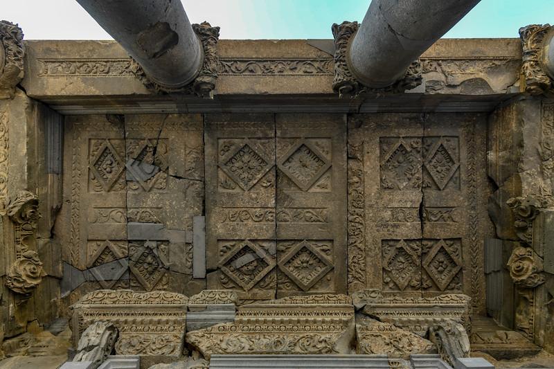 Temple of Garni - Armenia