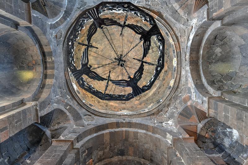 Saint Hripsime Church - Echmiadzin, Armenia