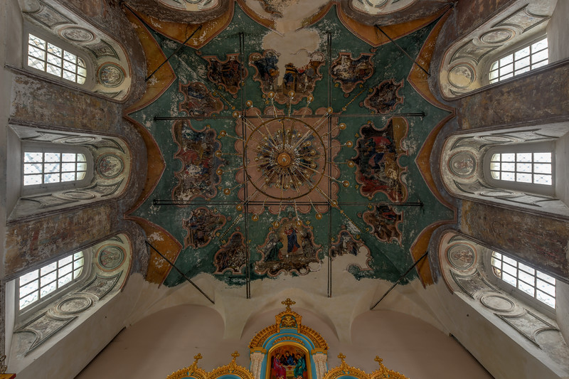 Smolensk Church - Suzdal, Russia