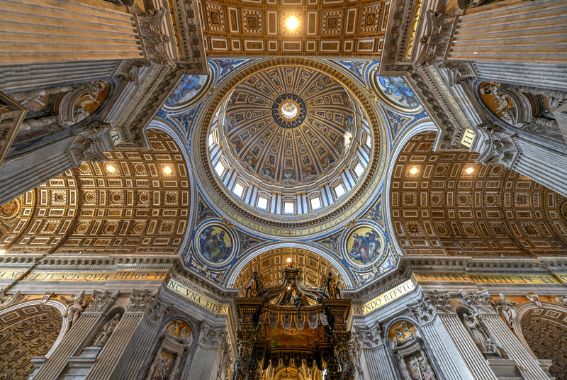 Saint Peter's Basilica - Vatican City