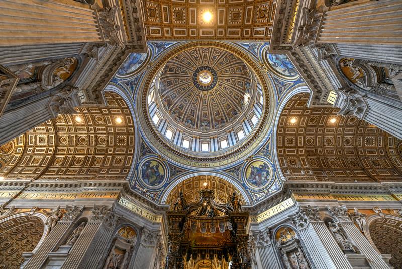 Saint Peter's Basilica - Vatican City