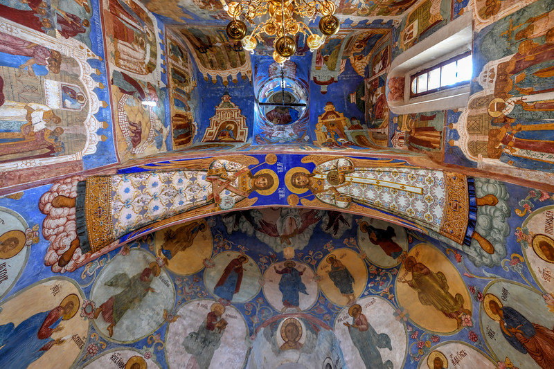 Cathedral of the Transfiguration of the Saviour - Suzdal, Russia