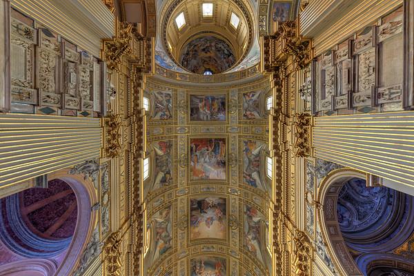 Basilica di Sant Andrea della Valle - Rome, Italy