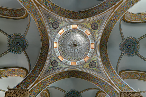Juma Mosque - Baku, Azerbaijan