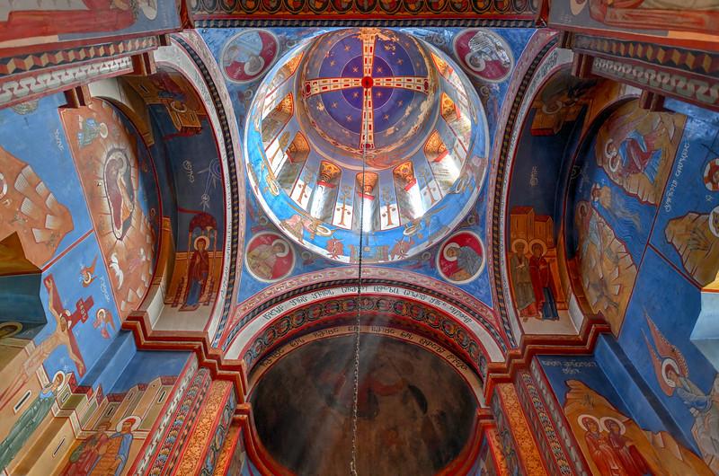 Jvaris Mama Church - Tbilisi, Georgia