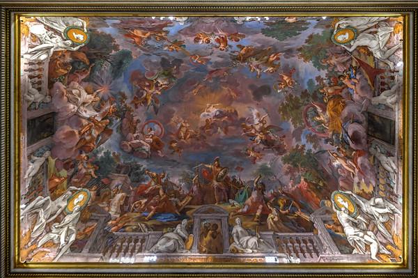 Villa Borghese - Rome, Italy