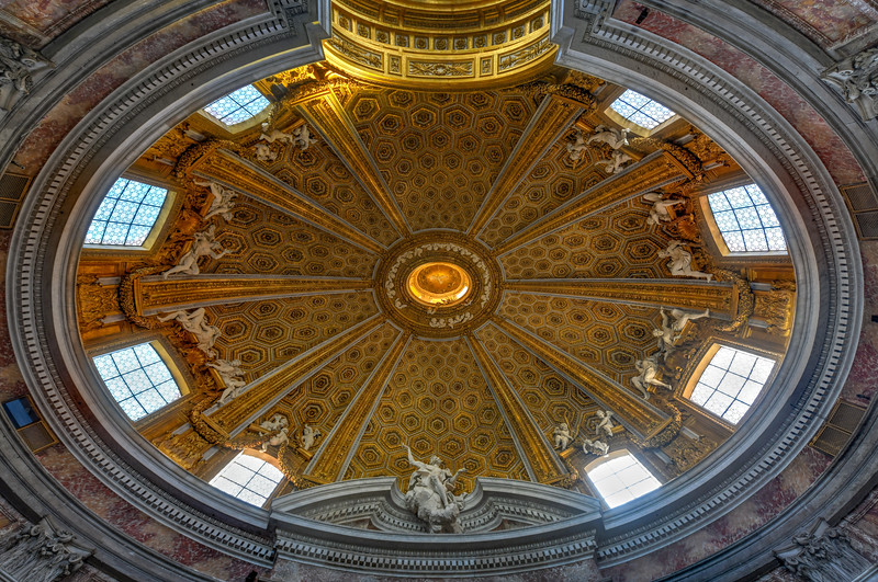 Saint Andrew's at the Quirinal - Rome, Italy