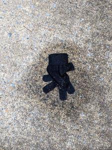 Twisted Wool Glove