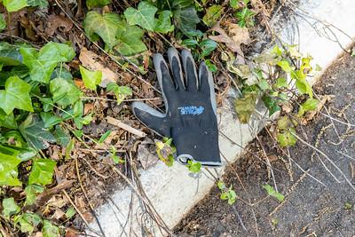 Blue Hawk Work Glove