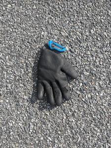 Fat Rubber Glove